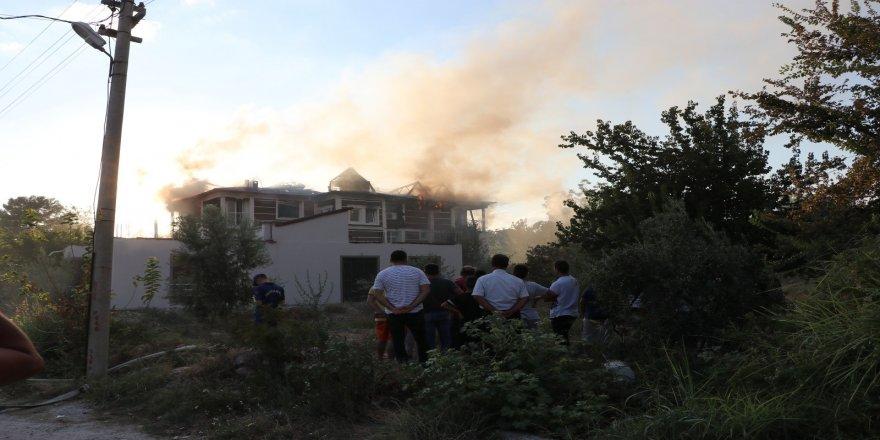 Butik otel yangını