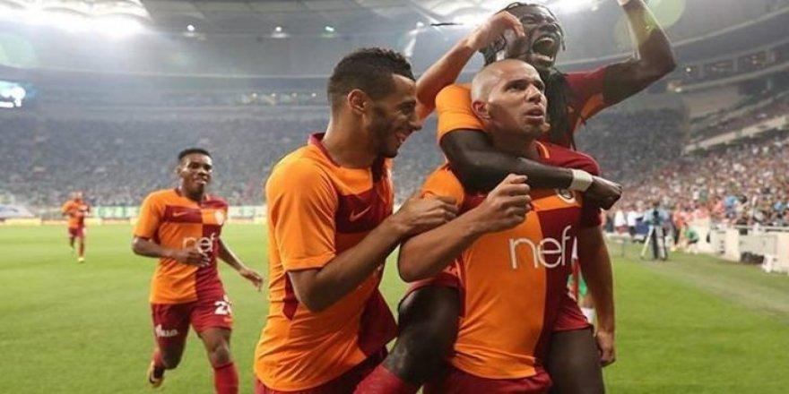 Galatasaray maçının yayıncısı belli değil