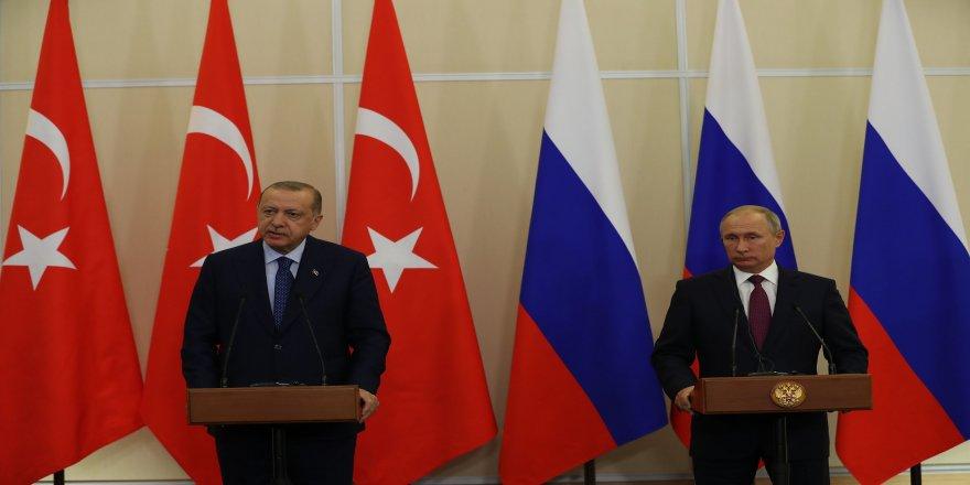 """Cumhurbaşkanı Erdoğan: """"Muhalifler bulundukları alanda kalmaya devam edecekler"""""""