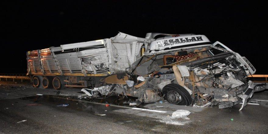 Feci kazadan 5 kişi sağ kurtuldu