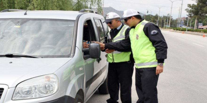 Huzuru bozan araçlara 146 bin TL ceza