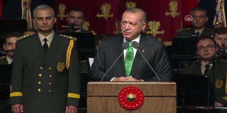 Cumhurbaşkanı Erdoğan'dan TL açıklaması