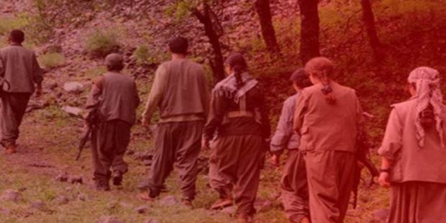PKK'da büyük kriz!