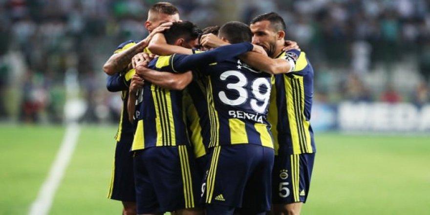 Fenerbahçe Zagreb deplasmanında!