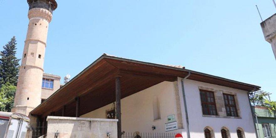 Hatuniye Camii 500 yıldır ayakta
