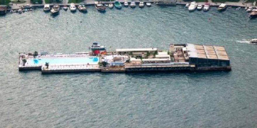 Galatasaray Adası'nda son söz söylendi