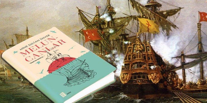 Mine Sultan Ünver'in Melun-Canlar adlı romanı kitapçılarda yerini aldı