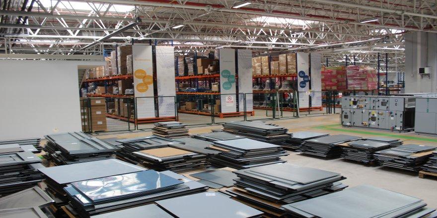 Türkiye'nin ilk fabrikası Kocaeli'de