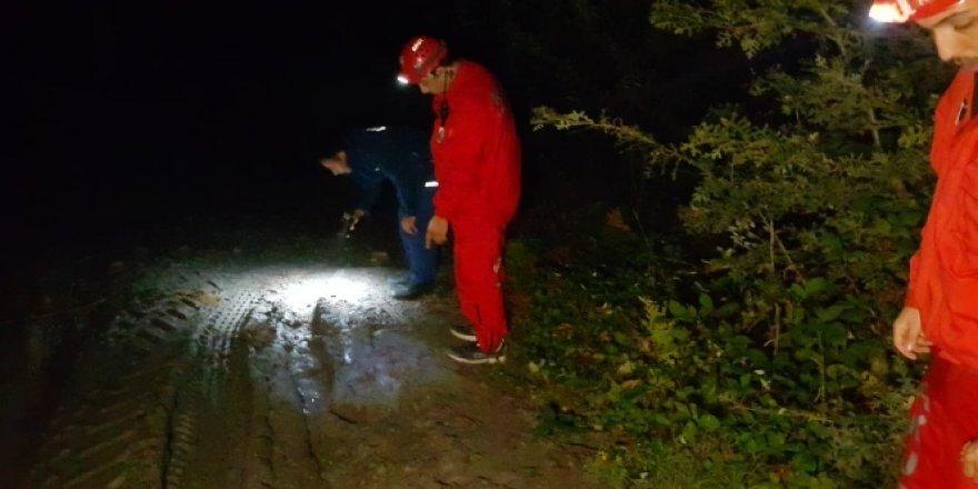 76 yaşındaki adam ormanda kayboldu