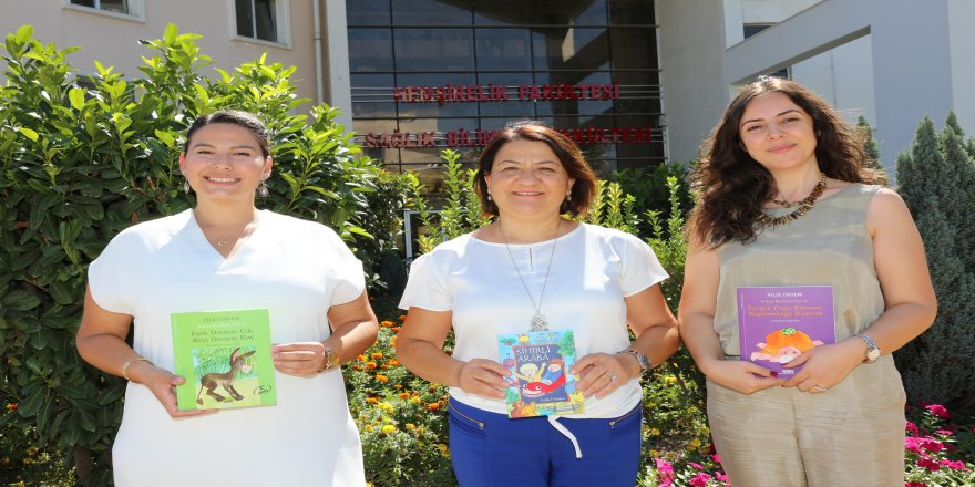Çocuk hastalar için kitap bağışı çağrısı