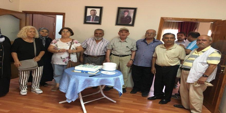 İzmit Belediyesi'nden doğum günü sürprizi