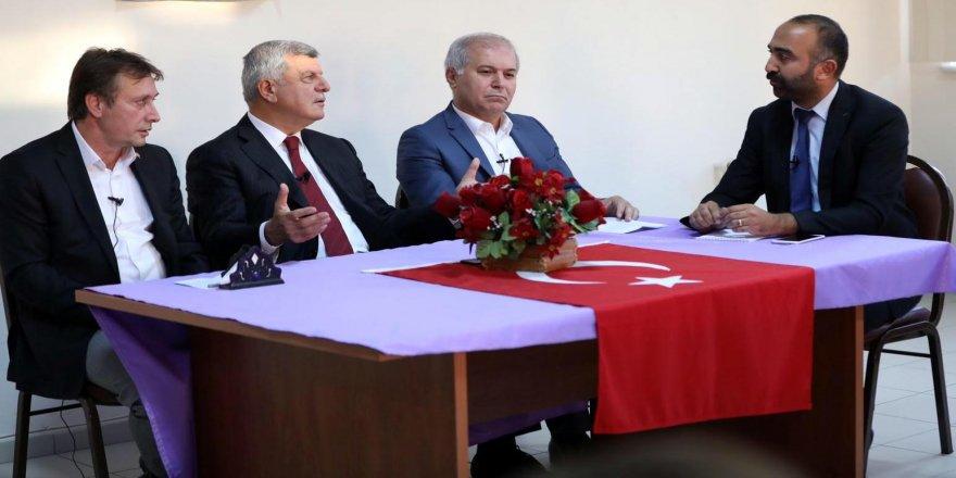 Başkan Karaosmanoğlu Çayırova'da Muharrem orucunu açtı