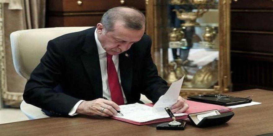 Resmi Gazetede Yayınlandı ! Erdoğan'a En Yakın İsim Belli Oldu