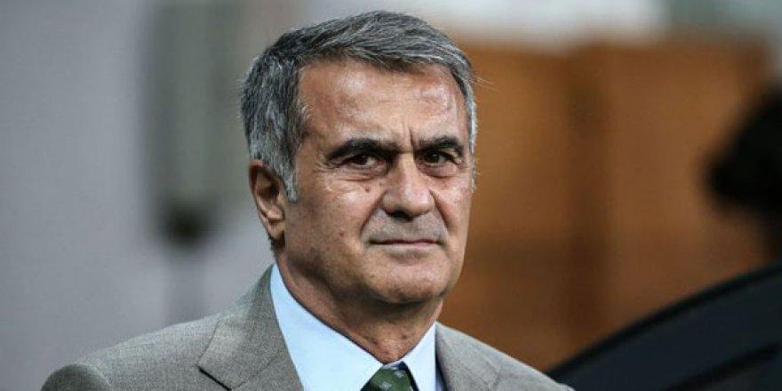 Şenol Güneş, Fenerbahçe derbisindeki golcüsünü belirledi