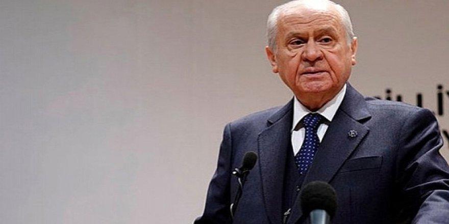 MHP, Pazartesi Günü Meclis'e Sunacağı Af Teklifini Açıkladı