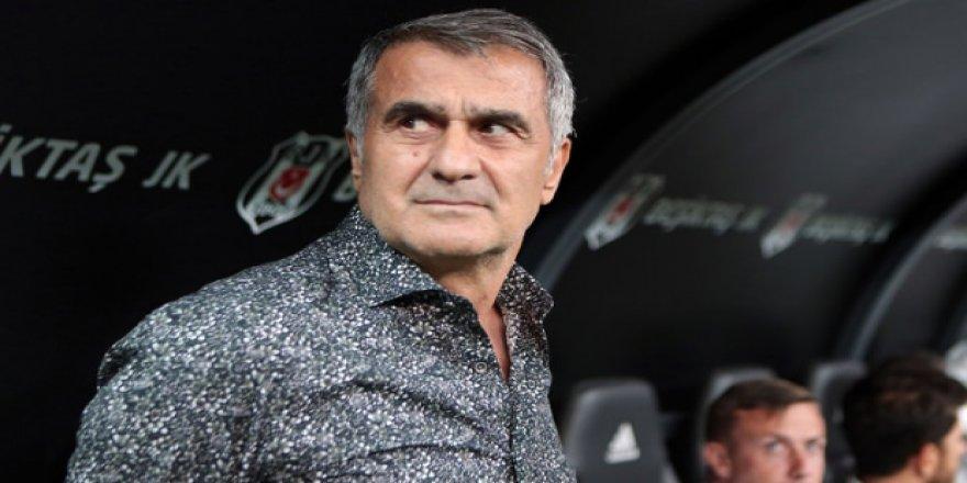 Şenol Güneş'ten Fenerbahçe uyarısı!