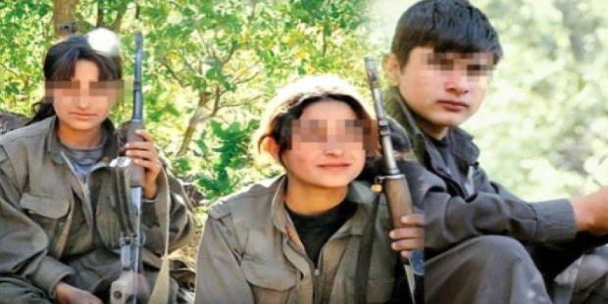 Çocuk teröristlerin ifadeleri kan dondurdu!