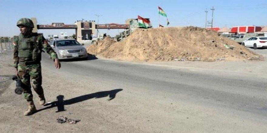 Irak'tan yeni adım: Kontrol noktaları kuruldu