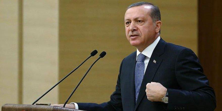 Cumhurbaşkanı Erdoğan'dan seferberlik çağrısı