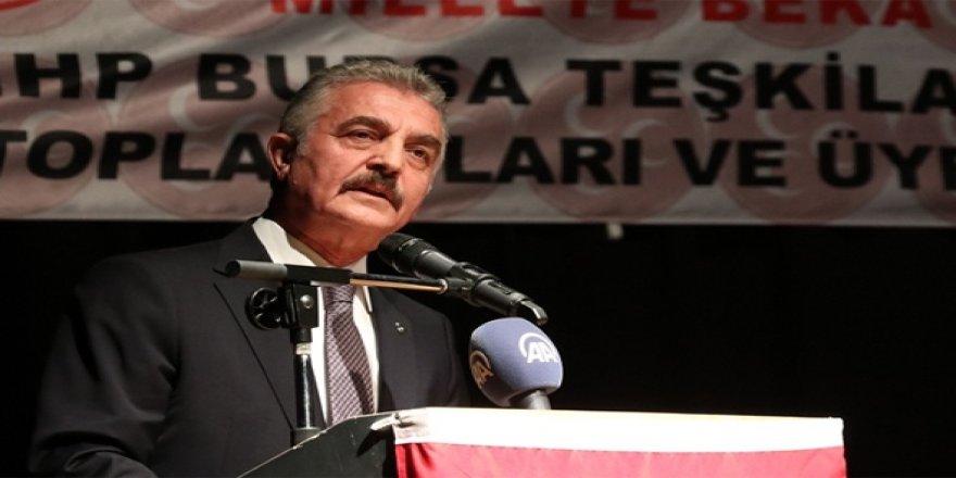 MHP'den Kemal Kılıçdaroğlu'na çağrı