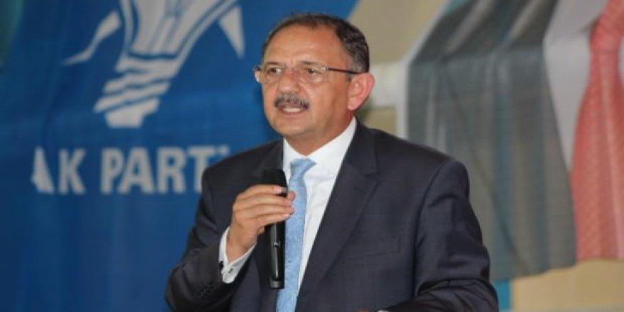 Bakan Özhaseki'den ittifak açıklaması