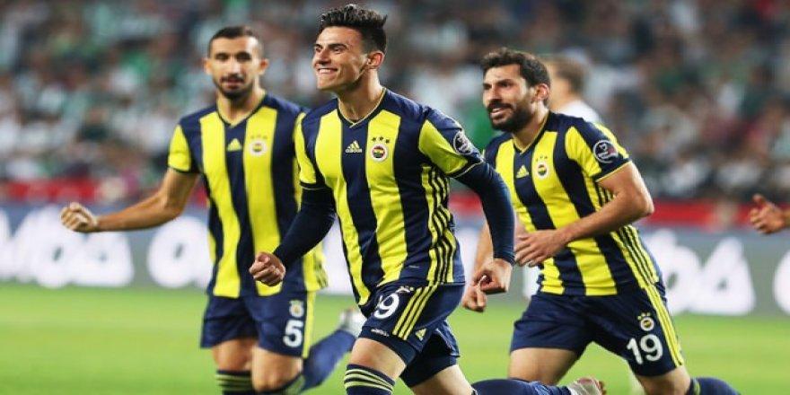 Fenerbahçe maçına scout yağmuru