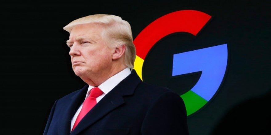 Trump internet devlerine savaş açtı!