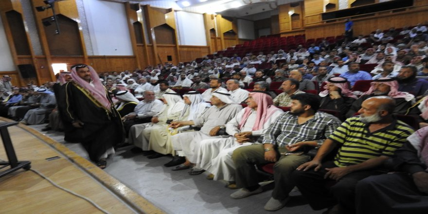 İdlib'de bulunan muhalif gruplar ve yerel meclisten Soçi anlaşmasına destek