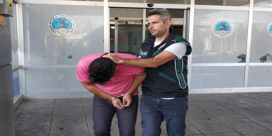 Yolcu otobüsüyle uyuşturucu sevkıyatına 2 tutuklama