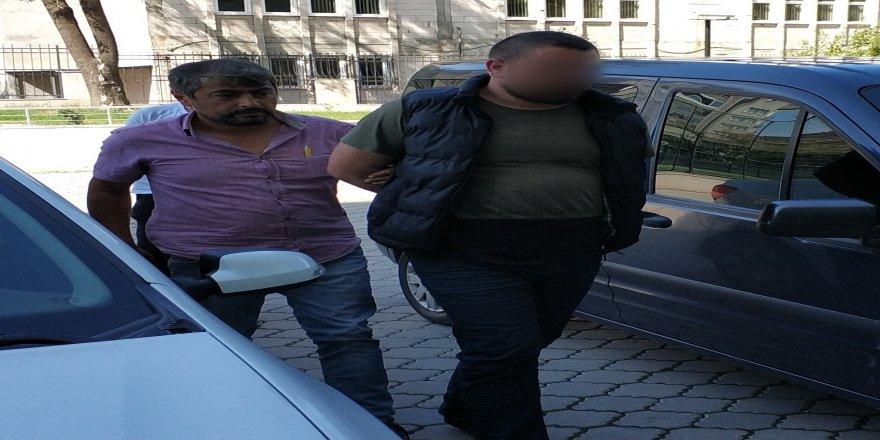 Silahla yaralamaya tutuklama