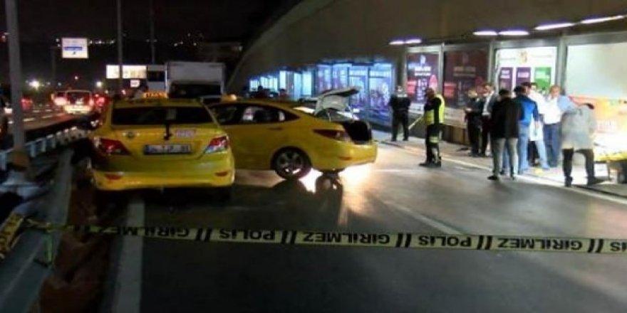 Polis vurarak durdurdu