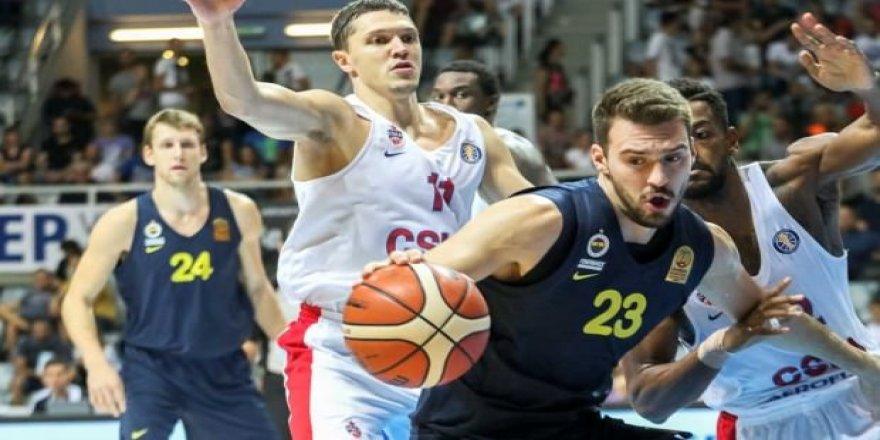 Zadar Turnuvası'nda Şampiyon Fenerbahçe!