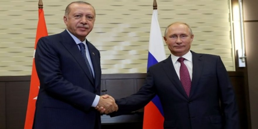 Erdoğan'dan Rusya'ya çağrı
