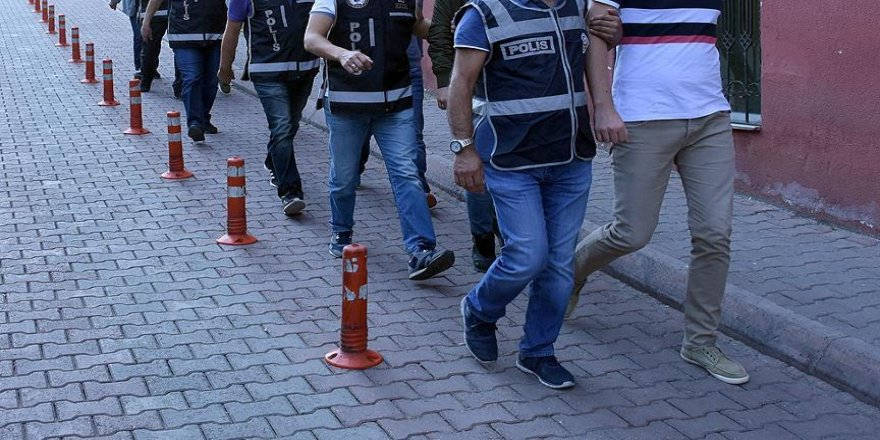 FETÖ soruşturmasında 61 şüpheliye gözaltı