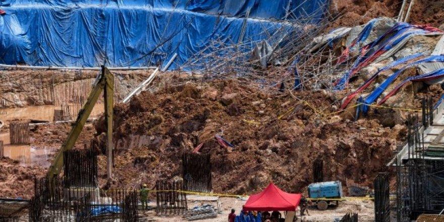 Toprak kayması: 4 ölü