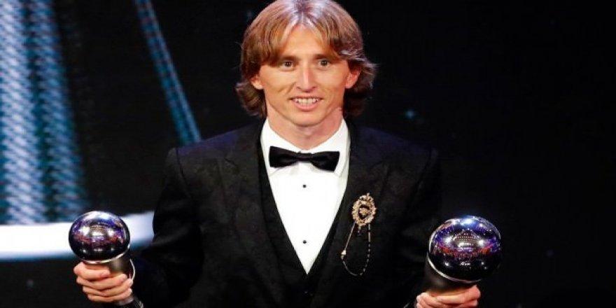 Modric, Ronaldo ve Messi'ye 'dur' dedi