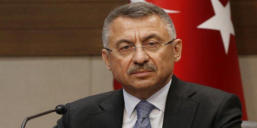 Oktay, Danıştay Başkanı Güngör'ü kabul etti