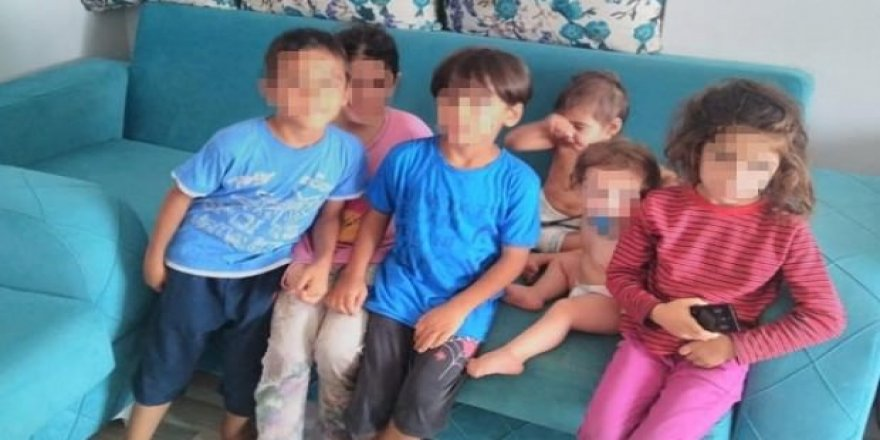Anne baba hapse girdi! 6 çocuğa devlet sahip çıktı