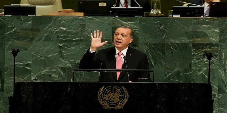 Erdoğan BM Genel Kurulu'na hitap edecek