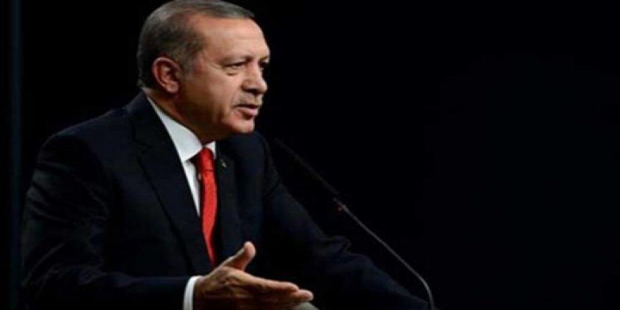 Erdoğan'dan ajan Brunson açıklaması