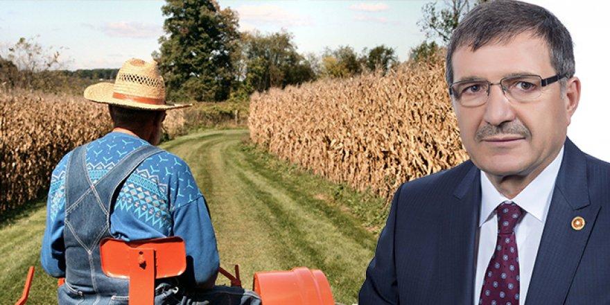 Çiftçiye çok önemli destek