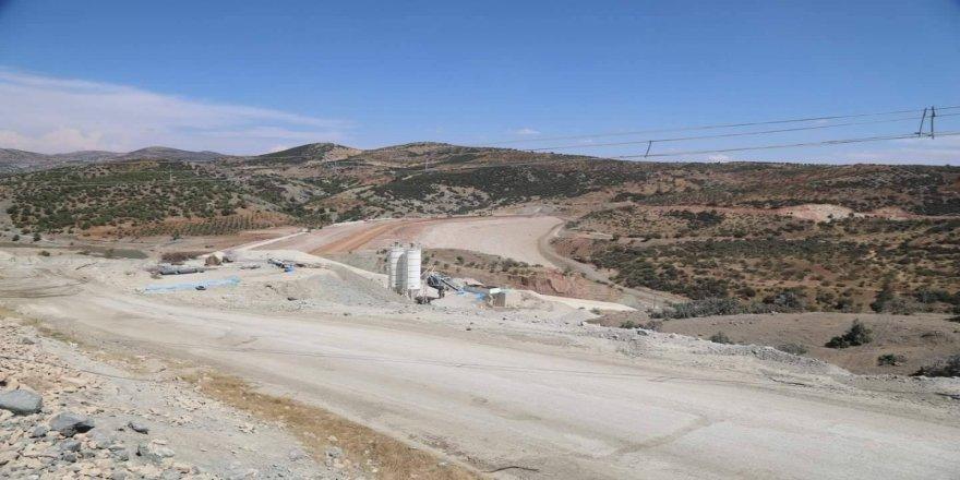 Afrin Barajı ishale hattı 7 ayda tamamlanacak