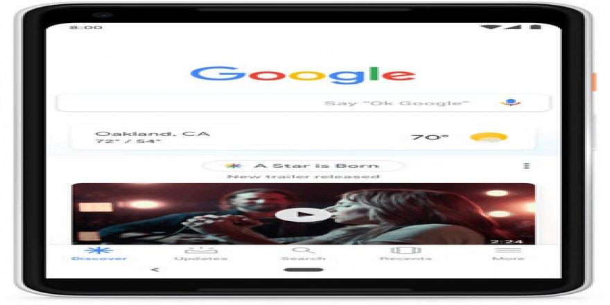 Google'ın arama motoruna bu yenilikler gelecek