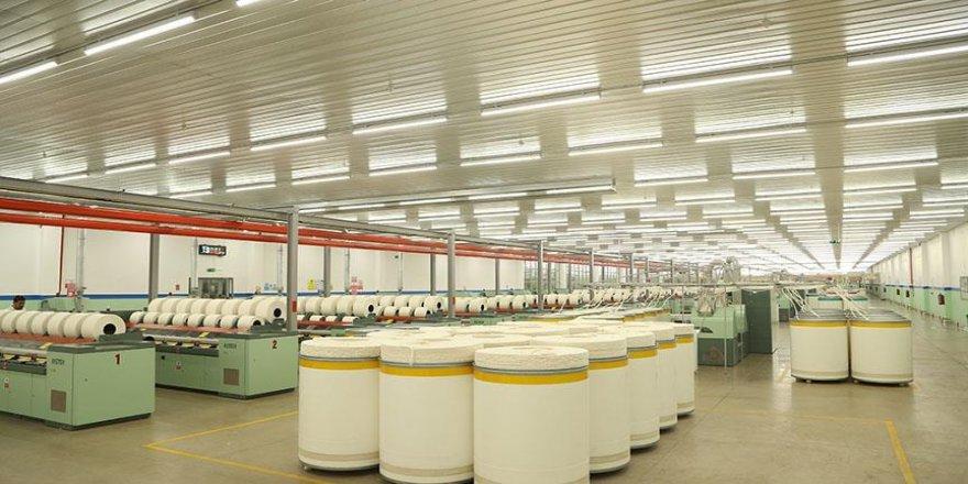 100 milyon dolarlık tekstil fabrikası