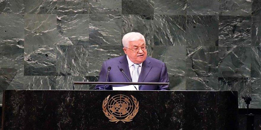 Hamas'tan Abbas'ın konuşmasına eleştiri