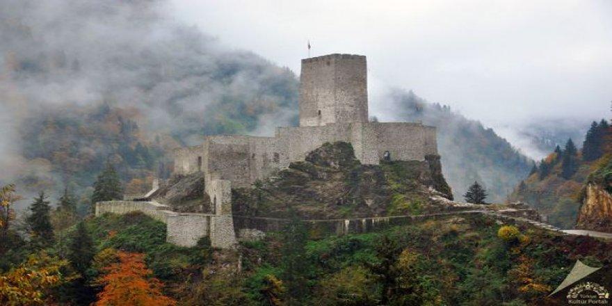Türkiye'nin en görkemli 13 kalesi