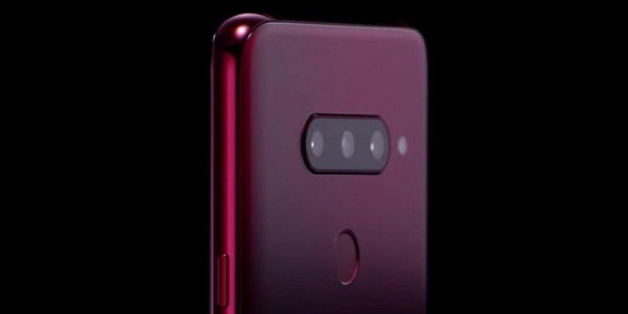 5 kameralı LG V40 ThinQ gün yüzüne çıktı