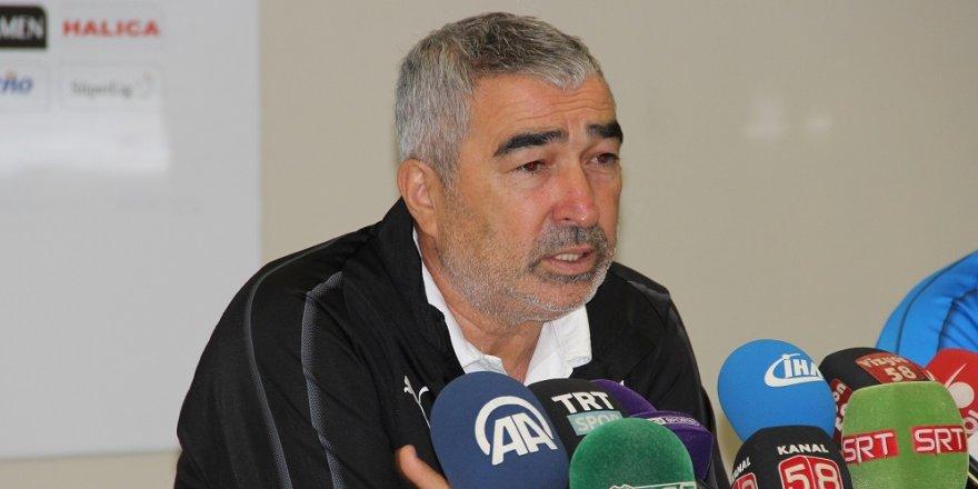 Aybaba: Bazı futbolculara yaptırım uygulayacağız