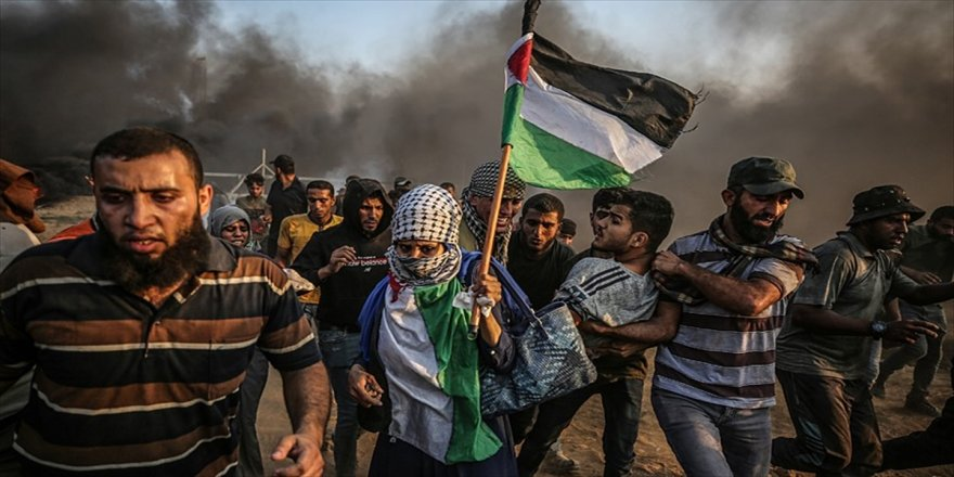İsrail, 7 Filistinliyi yaraladı