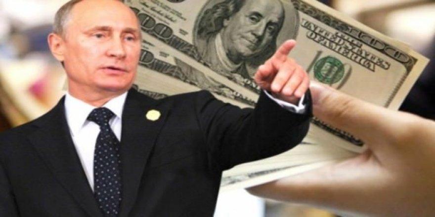 Rusya'dan dolara kritik darbe